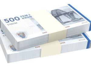 Lånte penge til pusletaske